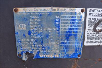 USED 2013 VOLVO L60G WHEEL LOADER EQUIPMENT #2354-35