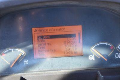 USED 2013 VOLVO L70G WHEEL LOADER EQUIPMENT #2355-35