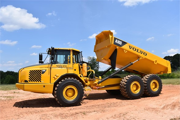 USED 2007 VOLVO A30D OFF HIGHWAY TRUCK EQUIPMENT #2357