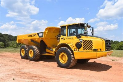 USED 2007 VOLVO A30D OFF HIGHWAY TRUCK EQUIPMENT #2357-10