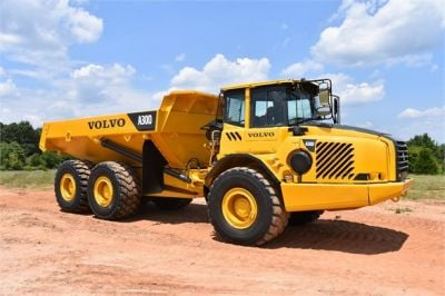 USED 2007 VOLVO A30D OFF HIGHWAY TRUCK EQUIPMENT #2357-11