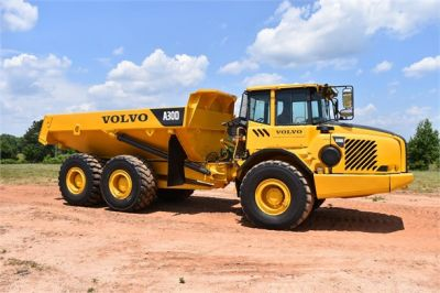 USED 2007 VOLVO A30D OFF HIGHWAY TRUCK EQUIPMENT #2357-12