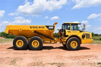 USED 2007 VOLVO A30D OFF HIGHWAY TRUCK EQUIPMENT #2357-13