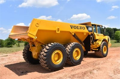 USED 2007 VOLVO A30D OFF HIGHWAY TRUCK EQUIPMENT #2357-14