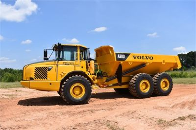 USED 2007 VOLVO A30D OFF HIGHWAY TRUCK EQUIPMENT #2357-2
