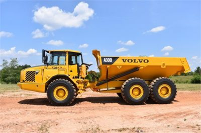 USED 2007 VOLVO A30D OFF HIGHWAY TRUCK EQUIPMENT #2357-3
