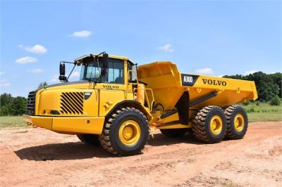 USED 2007 VOLVO A30D OFF HIGHWAY TRUCK EQUIPMENT #2357-4