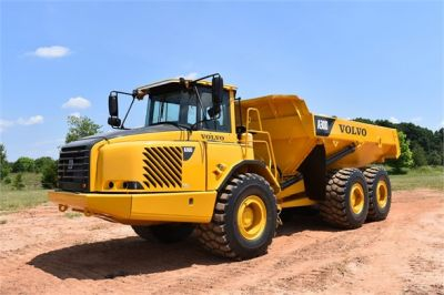 USED 2007 VOLVO A30D OFF HIGHWAY TRUCK EQUIPMENT #2357-6