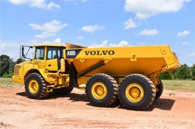 USED 2007 VOLVO A30D OFF HIGHWAY TRUCK EQUIPMENT #2357-7