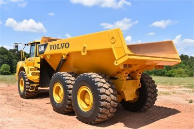 USED 2007 VOLVO A30D OFF HIGHWAY TRUCK EQUIPMENT #2357-8