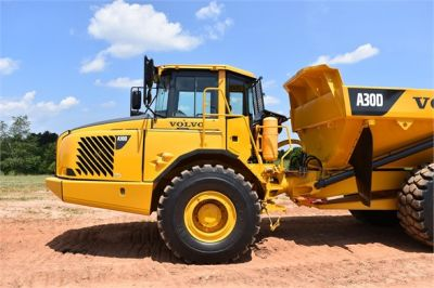 USED 2007 VOLVO A30D OFF HIGHWAY TRUCK EQUIPMENT #2357-9