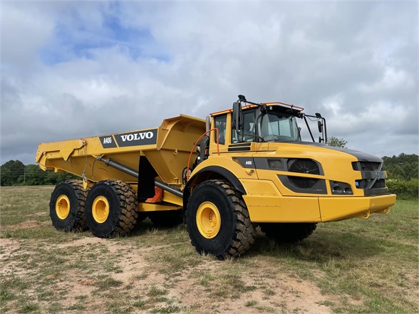 USED 2015 VOLVO A40G OFF HIGHWAY TRUCK EQUIPMENT #2384