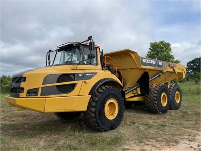 USED 2015 VOLVO A40G OFF HIGHWAY TRUCK EQUIPMENT #2384-10
