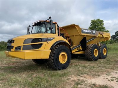 USED 2015 VOLVO A40G OFF HIGHWAY TRUCK EQUIPMENT #2384-11