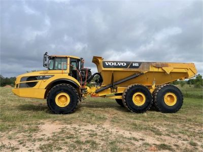 USED 2015 VOLVO A40G OFF HIGHWAY TRUCK EQUIPMENT #2384-12