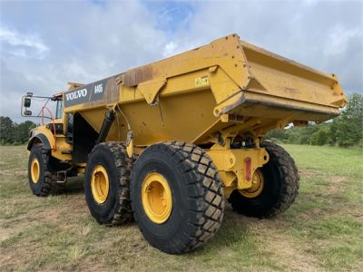 USED 2015 VOLVO A40G OFF HIGHWAY TRUCK EQUIPMENT #2384-13