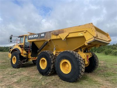 USED 2015 VOLVO A40G OFF HIGHWAY TRUCK EQUIPMENT #2384-14