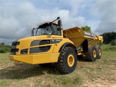 USED 2015 VOLVO A40G OFF HIGHWAY TRUCK EQUIPMENT #2384-16