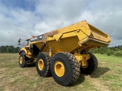 USED 2015 VOLVO A40G OFF HIGHWAY TRUCK EQUIPMENT #2384-17