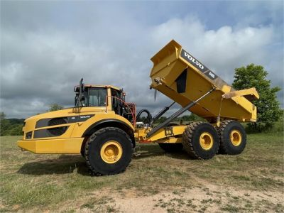USED 2015 VOLVO A40G OFF HIGHWAY TRUCK EQUIPMENT #2384-18