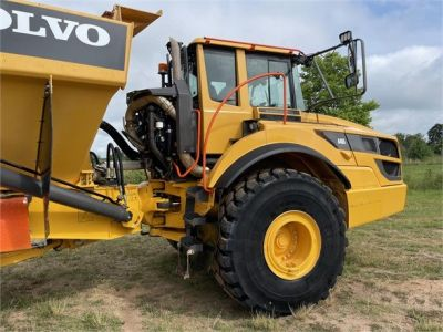USED 2015 VOLVO A40G OFF HIGHWAY TRUCK EQUIPMENT #2384-19