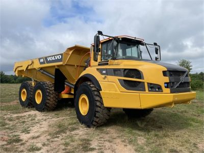 USED 2015 VOLVO A40G OFF HIGHWAY TRUCK EQUIPMENT #2384-2