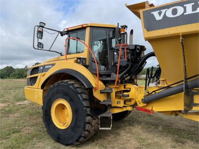 USED 2015 VOLVO A40G OFF HIGHWAY TRUCK EQUIPMENT #2384-20
