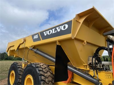 USED 2015 VOLVO A40G OFF HIGHWAY TRUCK EQUIPMENT #2384-22