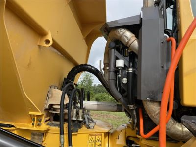 USED 2015 VOLVO A40G OFF HIGHWAY TRUCK EQUIPMENT #2384-26