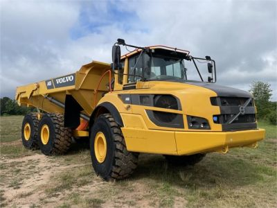 USED 2015 VOLVO A40G OFF HIGHWAY TRUCK EQUIPMENT #2384-3