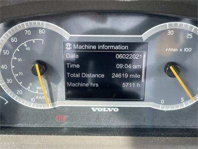 USED 2015 VOLVO A40G OFF HIGHWAY TRUCK EQUIPMENT #2384-48