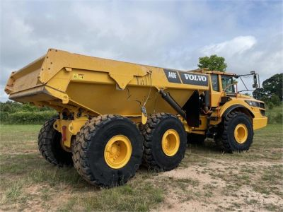USED 2015 VOLVO A40G OFF HIGHWAY TRUCK EQUIPMENT #2384-7