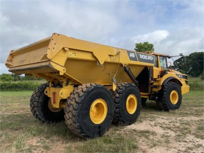 USED 2015 VOLVO A40G OFF HIGHWAY TRUCK EQUIPMENT #2384-8