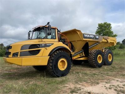 USED 2015 VOLVO A40G OFF HIGHWAY TRUCK EQUIPMENT #2384-9