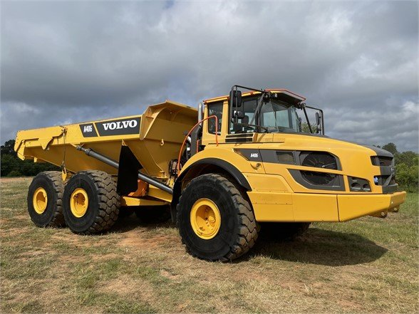 USED 2015 VOLVO A40G OFF HIGHWAY TRUCK EQUIPMENT #2385