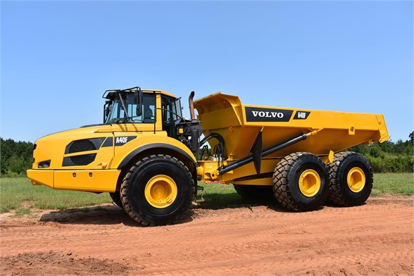 USED 2011 VOLVO A40F OFF HIGHWAY TRUCK EQUIPMENT #2429