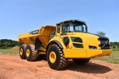 USED 2011 VOLVO A40F OFF HIGHWAY TRUCK EQUIPMENT #2429-10