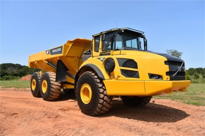 USED 2011 VOLVO A40F OFF HIGHWAY TRUCK EQUIPMENT #2429-11