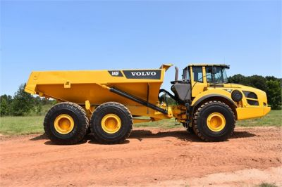 USED 2011 VOLVO A40F OFF HIGHWAY TRUCK EQUIPMENT #2429-12