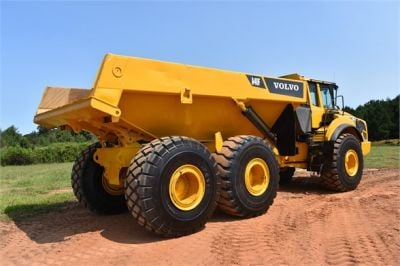 USED 2011 VOLVO A40F OFF HIGHWAY TRUCK EQUIPMENT #2429-13