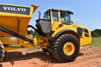 USED 2011 VOLVO A40F OFF HIGHWAY TRUCK EQUIPMENT #2429-15