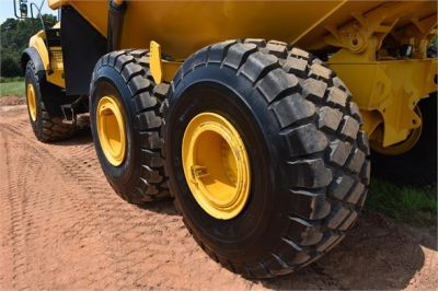 USED 2011 VOLVO A40F OFF HIGHWAY TRUCK EQUIPMENT #2429-16