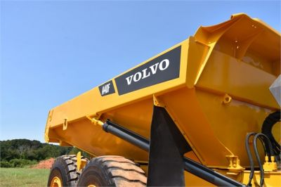 USED 2011 VOLVO A40F OFF HIGHWAY TRUCK EQUIPMENT #2429-17