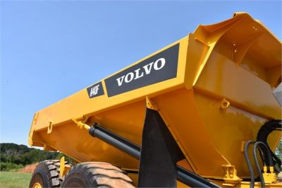USED 2011 VOLVO A40F OFF HIGHWAY TRUCK EQUIPMENT #2429-18