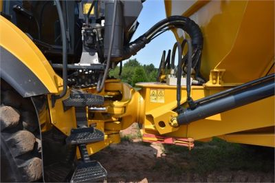 USED 2011 VOLVO A40F OFF HIGHWAY TRUCK EQUIPMENT #2429-19