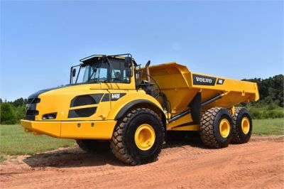 USED 2011 VOLVO A40F OFF HIGHWAY TRUCK EQUIPMENT #2429-2