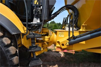USED 2011 VOLVO A40F OFF HIGHWAY TRUCK EQUIPMENT #2429-20