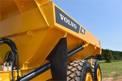 USED 2011 VOLVO A40F OFF HIGHWAY TRUCK EQUIPMENT #2429-24