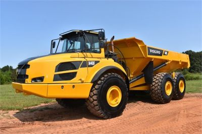 USED 2011 VOLVO A40F OFF HIGHWAY TRUCK EQUIPMENT #2429-3