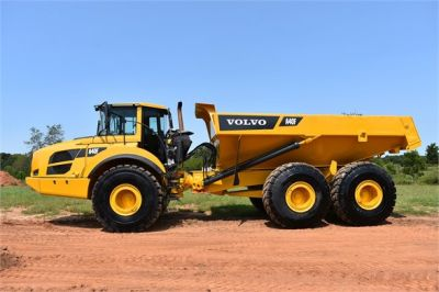 USED 2011 VOLVO A40F OFF HIGHWAY TRUCK EQUIPMENT #2429-4